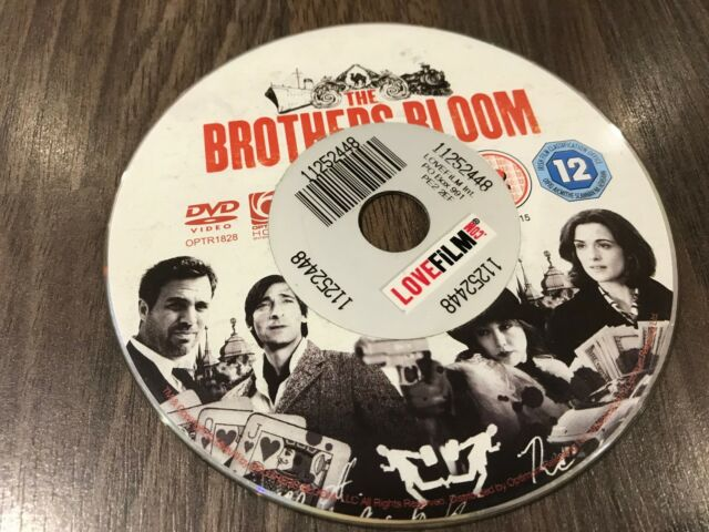 The Brothers Bloom (DVD, 2010) DISK ONLY