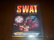 S.W.A.T. THE REAL STORY SWAT Training Crime Fighting Team Action Trainer DVD NEW