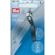 Prym Zipper Pull  Black Fashion Zip Puller