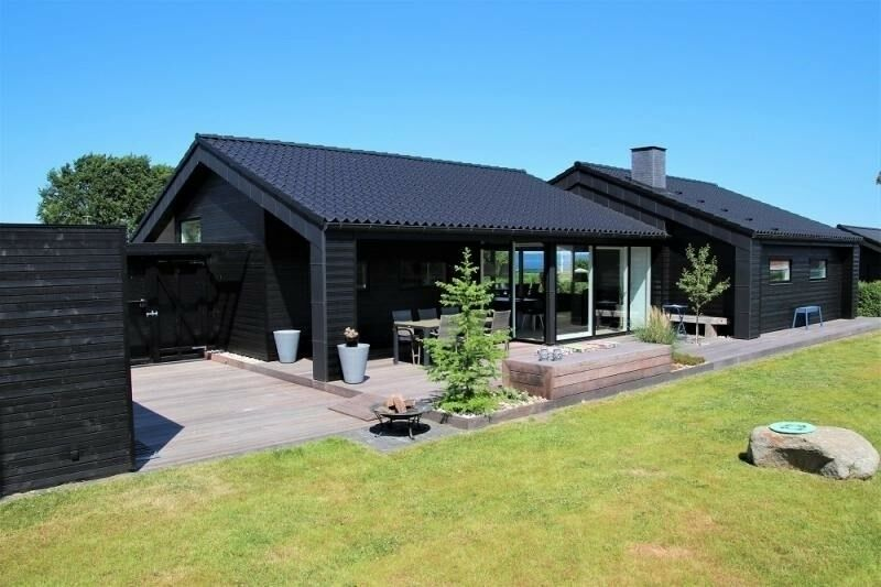 Luksussommerhus, Høll / Hvidbjerg, sovepladser 10