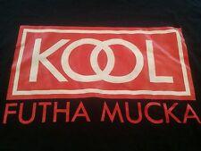 Comedian Dean Edwards KOOL Futha Mucka Comedy Graphic T-Shirt (2XL) E.U.C