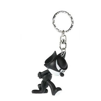 FELIX THE CAT KEYRING Demons /& Merveilles figure KEY RING figurine RARE new