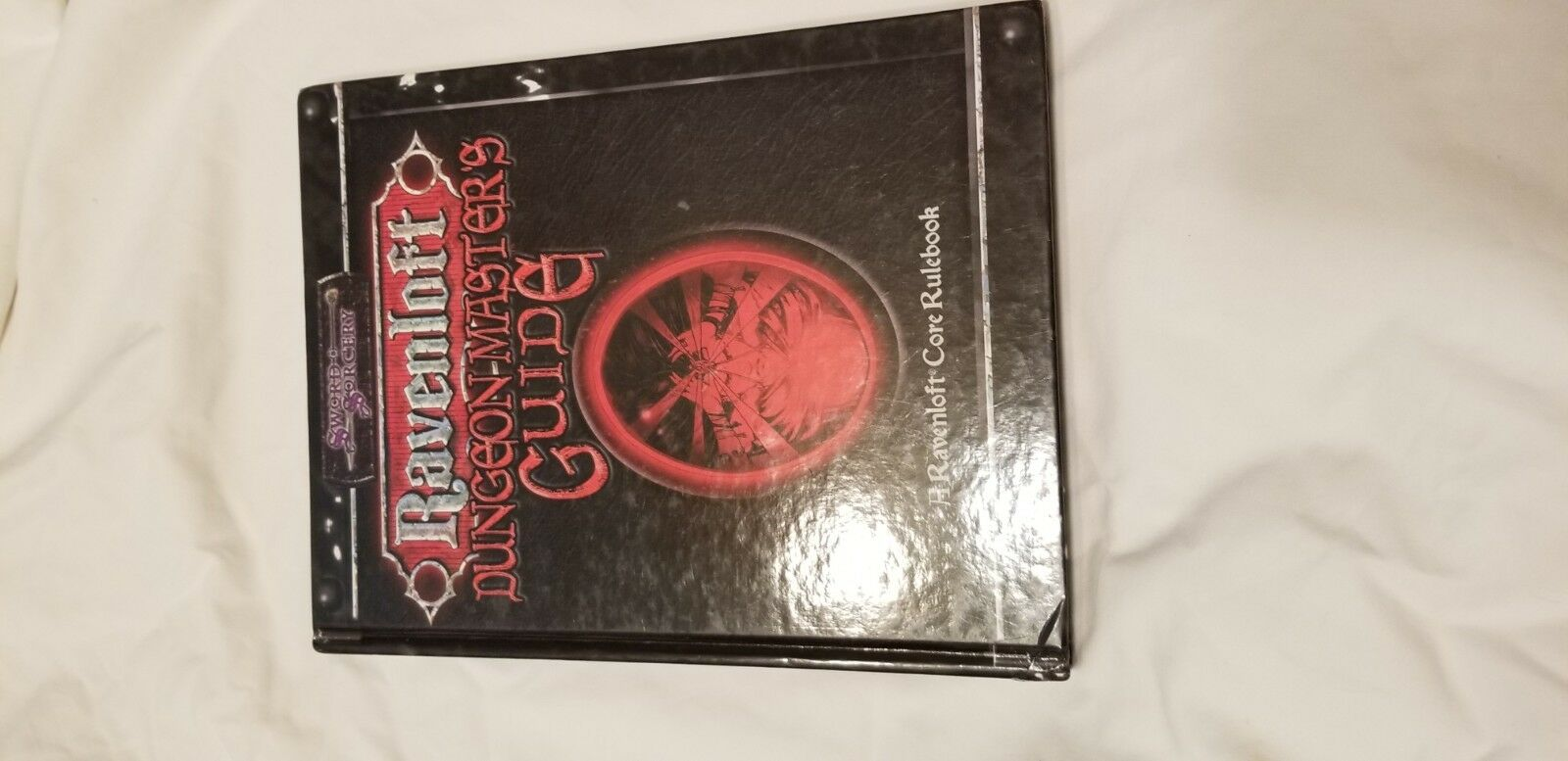 Ravenloft 3rd edition Dungeon Master's Guide.