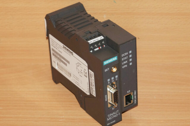 Siemens SIMATIC NET/Sinaut md740-1 6nh9740-1aa00 // 6nh9 740-1aa00