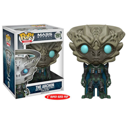 Funko Mass Effect Andromeda POP The Archon Vinyl Figure NEW Toys Collectibles