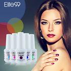 Elite99 Soak-off Multi Color Gel Nail Polish UV LED Manicure Top Base Coat DIY