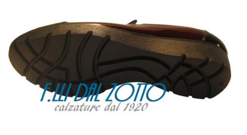 VERNICE ELASTICO col ZEPPA BORDO' KATRIN art 133 modello SLIP ON