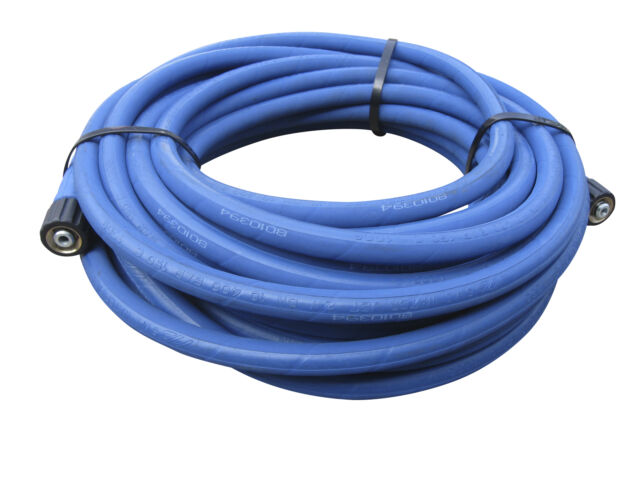 FOOD GRADE STEAM CLEANER PRESSURE WASHER HOSE 30 mtrs