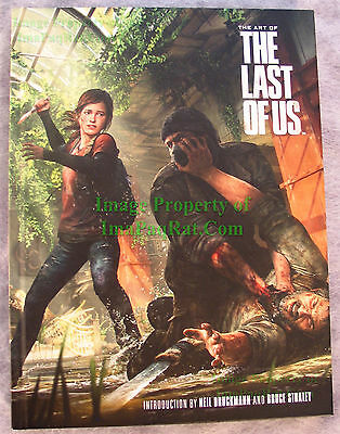 The Art Of The Last Of Us Naughty Dog Studios Large Hardcover American Dreams