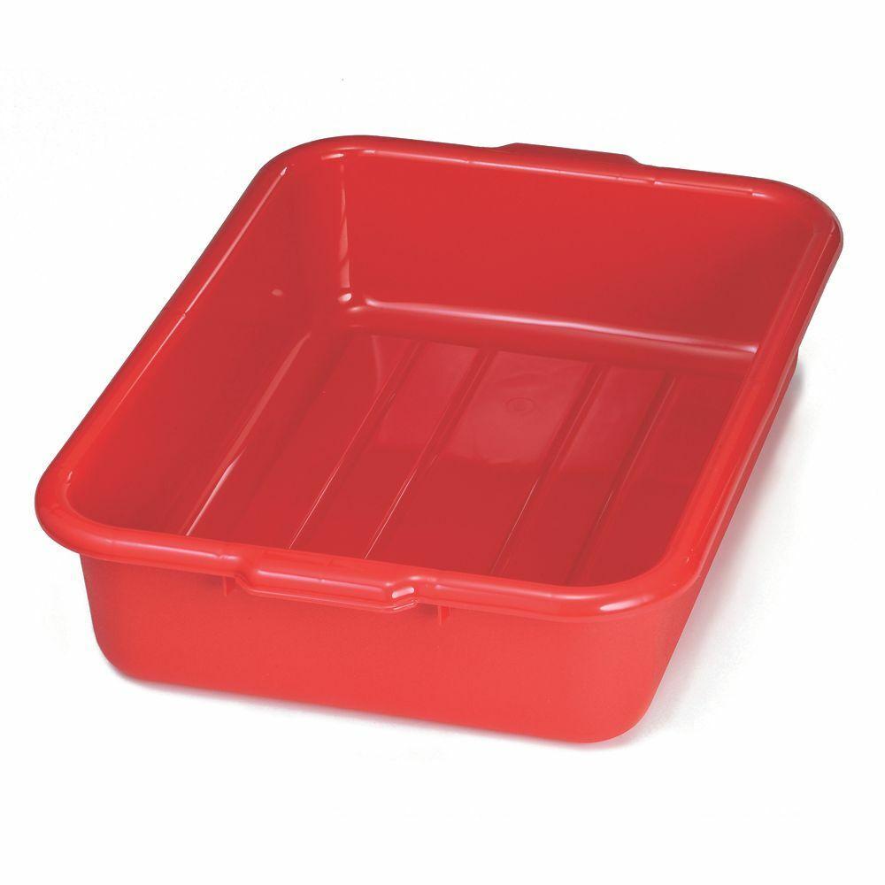 TableCraft 1529R Red Polyethylene 21.5