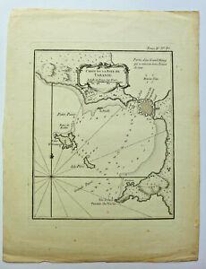 Cartina Igm Puglia.Bellin Carta Nautica Baia Di Taranto Puglia Bari Salento Ionio Ebay