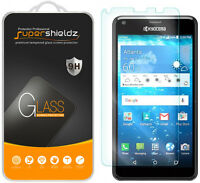 2x Supershieldz Tempered Glass Screen Protector For Kyocera Hydro Reach