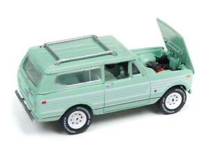 `79 International Scout Mint Green 1979 *RR* Johnny Lightning Hobby 1:64 OVP