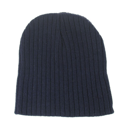 EE/_ EG/_ Infant Kids Newborn Baby Winter Warm Ribbed Beanie Knitted Hat Casual Ca