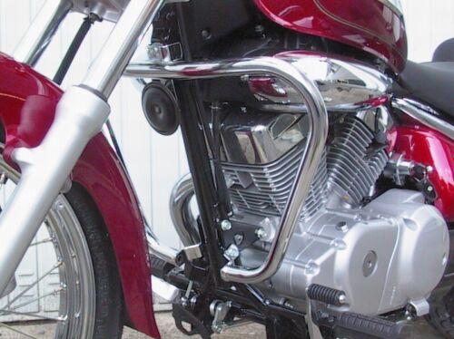 1999-2007 Fehling Schutzbügel für Suzuki VL125LC Intruder A4