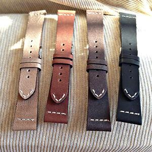 Cinturino-Orologio-Luxury-in-Vera-Pelle-Italiana-Cuoio-Vintage-18-19-20-21-22-mm