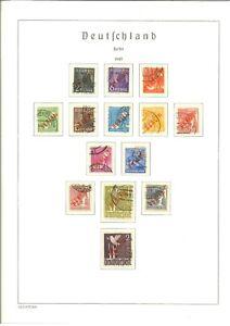 Berlin Sammlung 1948-1990 gestempelt - Schlegel BPP - Mi. 4700,-