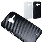 New Fashion Complect Deluxe Woven Hard Cover Case Skin for Motorola Moto X 2013