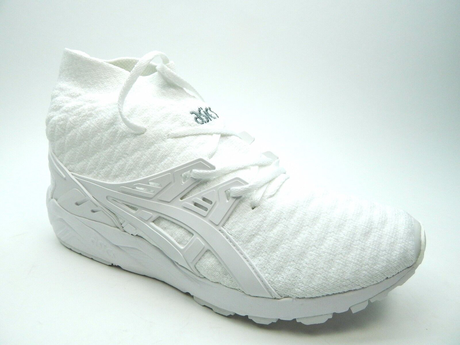 Asics Gel Kayano Entrenador De Punto Mt H7P4N 0101 blancoo blancoo Zapatos para hombres