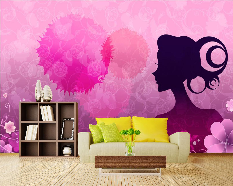 3D Bilder von Schönheit 132 Fototapeten Wandbild Fototapete BildTapete Familie