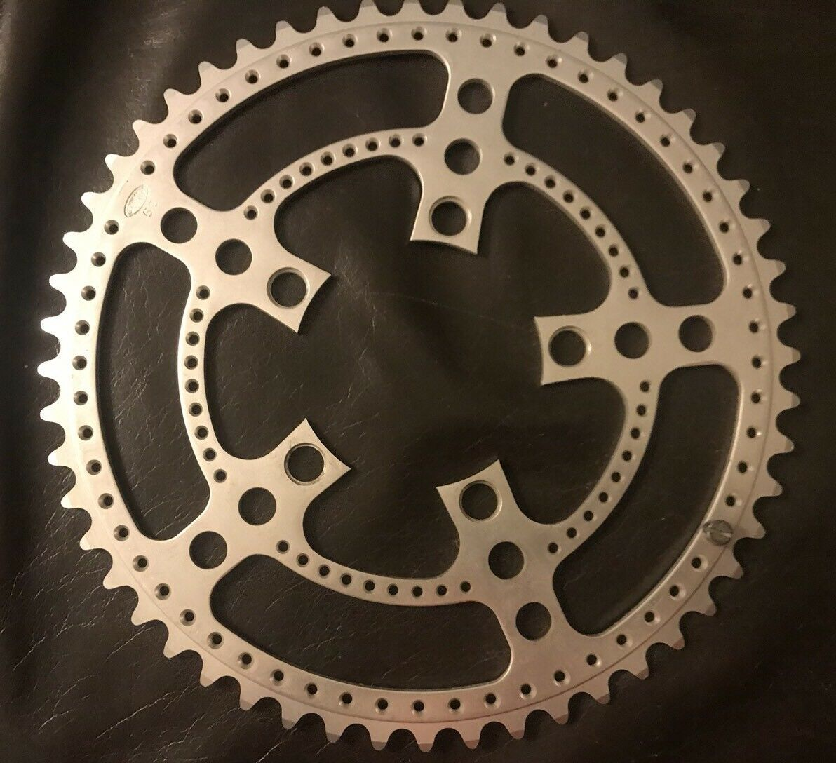 Chainring 52T Stronglight 99 DRILLIUM Also SR  - 86 BCD - NOS Free US Ship