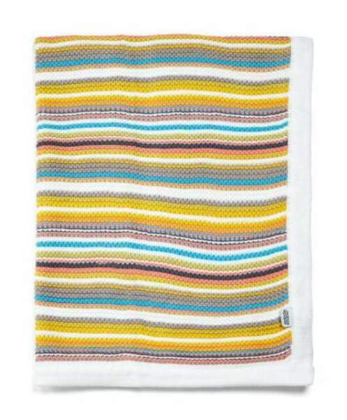 Nursery Bedding Blankets & Throws Mamas and Papas Large Cellular ...
