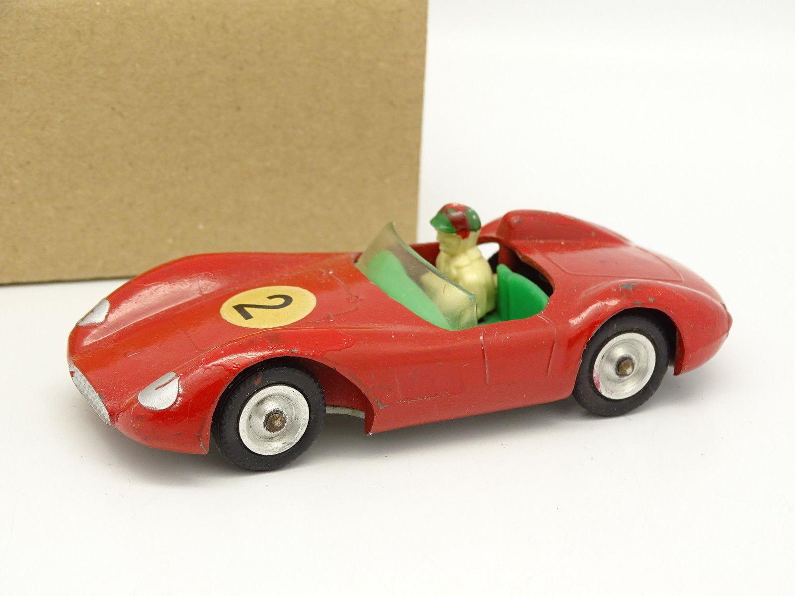 Solido 1 43 - Ferrari 500 TRC Rouge N°2