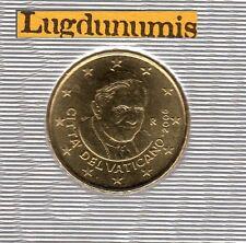 Vatican 2006 - 10 Centimes D'Euro - 85 000 exemplaires Provenant du BU RARE