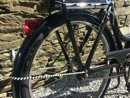 "gaine vintage /""Le Bicolore/"" 200 mobylette cyclo scooter vespa solex vélo ancien"
