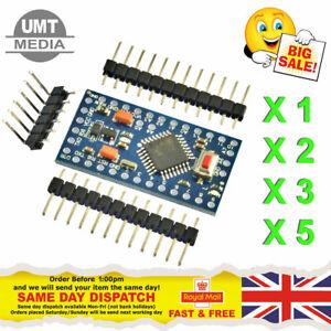 3.3 V Arduino Pro Mini Compatible ATmega 328 8 MHz Carte de microcontrôleur