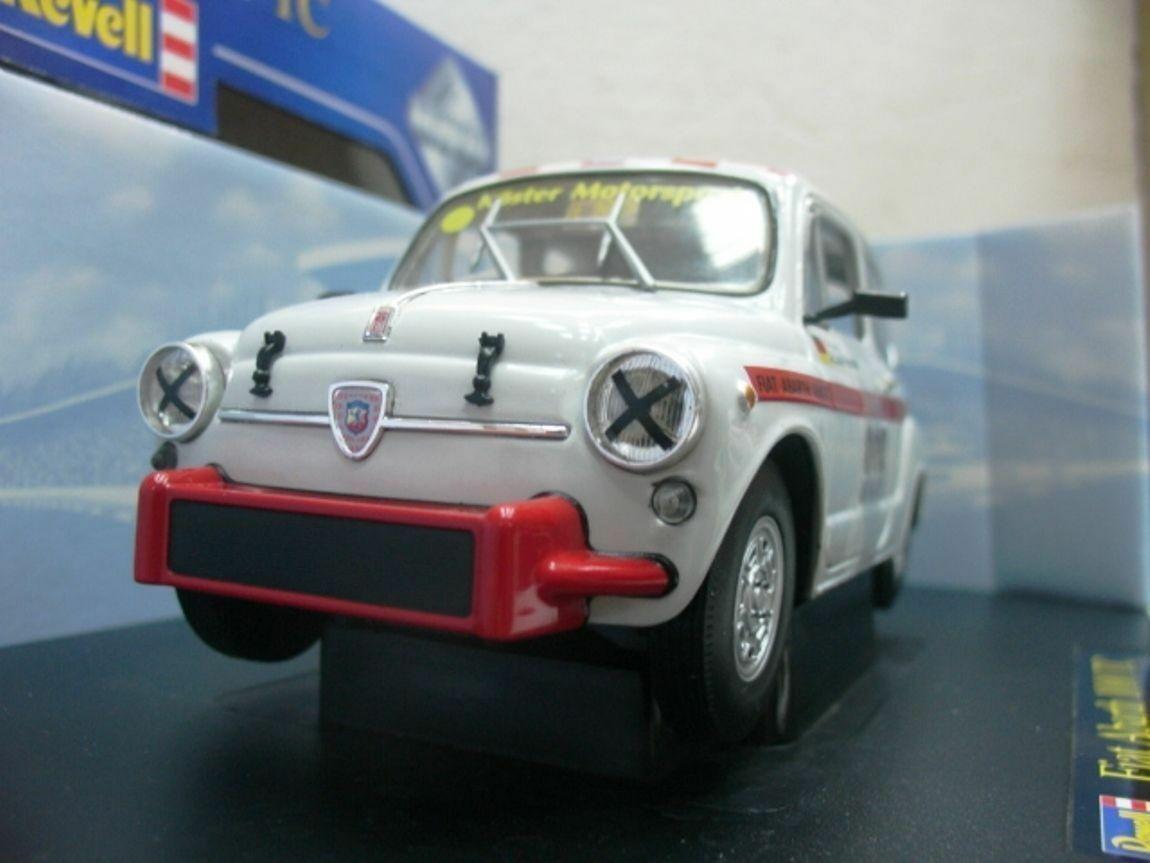 Wow extrêmement rare Fiat Abarth 1000 TC TC TC Köster - 6 H Nürburgring 1965 1 18 Revell-GT 35c10d