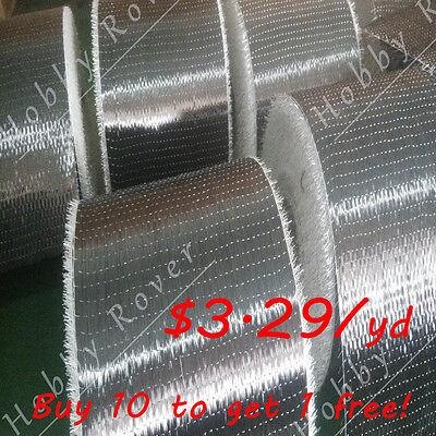 "300gsm Toray T700 Carbon Fiber 12k UNI Directional Cloth Fabric Tap 4"" wide"