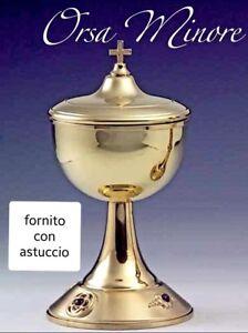 PISSIDE-LITURGICA-IN-SILVERPLATED-CM-21-PRODUZIONE-ARTIGIANALE-ITALIANA