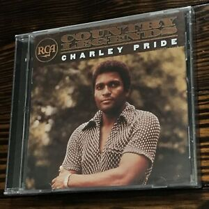 Charley-Pride-RCA-Country-Legends-NEW-Charley-Pride-Audio-CD
