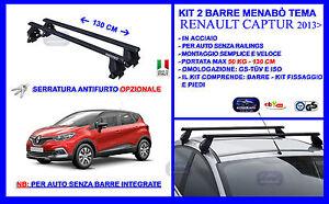 Barre-Portatutto-Portapacchi-Portabagagli-Renault-Captur-5-porte-2013-gt
