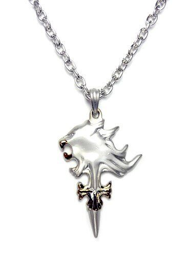 Final fantasy viii squall s griever necklace ff 8 leonhart replica final fantasy viii squall s griever necklace ff 8 leonhart replica ebay mozeypictures Image collections