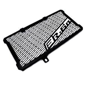 Bike Radiator Grille Guard Cover Protection Chrome For Kawasaki ER-6N 2006-2016