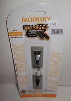 Bachmann N Scale E-z Track Hayes Bumpers (2) 44891 Nip