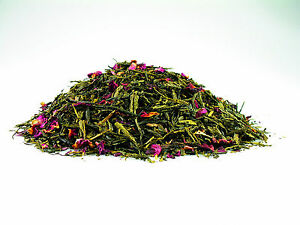 Loose-leaf-flavoured-Green-Tea-034-Japanese-Cherry-Blossom-034-100g