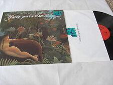 (3013) Anthek – Your Paradise - 1987 - Envitec Düsseldorf