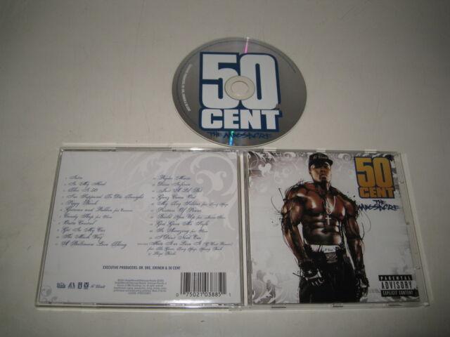 50 Cent / The Massacre (Ombroso/075021038851) CD Album