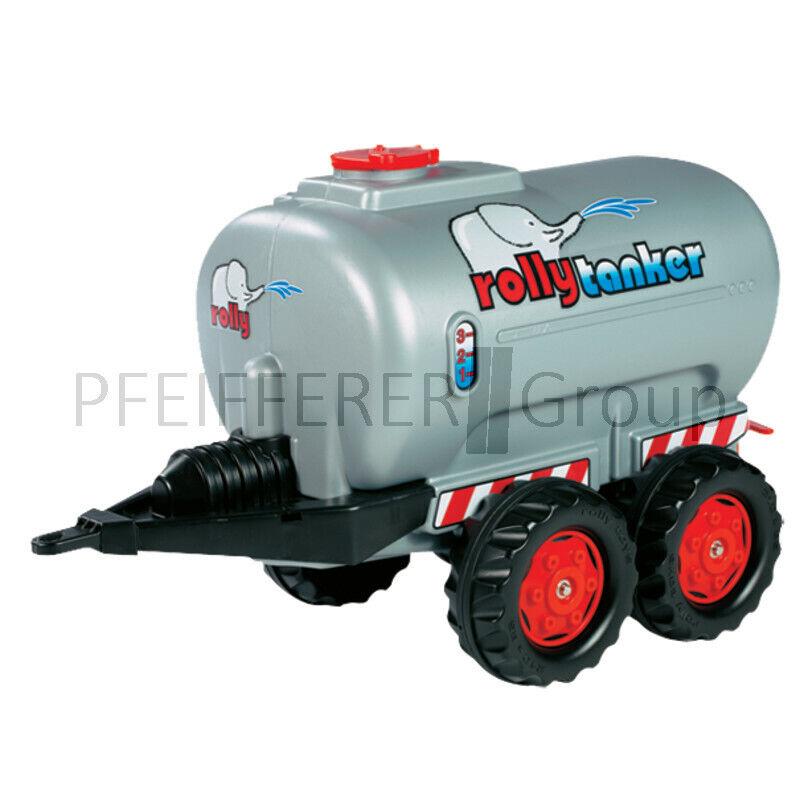 Rolly Spielzeugs rollyTrailer Tanker Güllefass silber