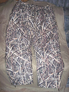 Mens-2X-Camo-Pants-Drake-Cold-Weather-Pants-Mossy-Oak-Insulated-Hunting-Pants