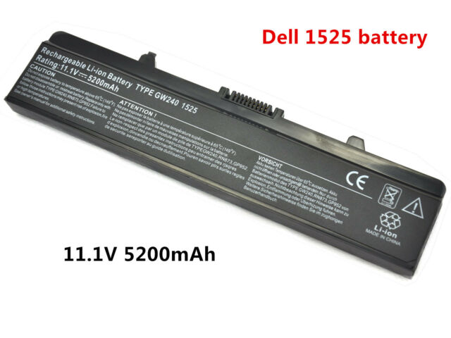 DELL INSPIRON 1525 BATTERY WINDOWS 7 X64 DRIVER