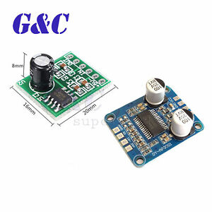 DY-AP3001 Class-D Audio Stereo Amplifier Module Mono DC 24V