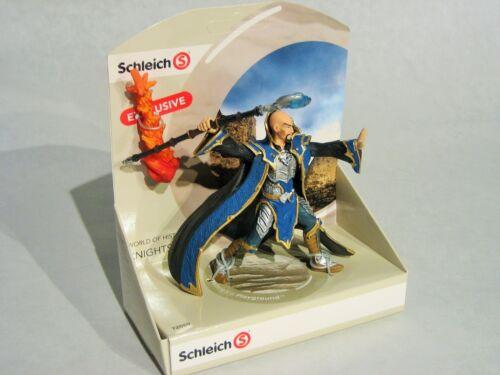 SCHLEICH 72059 Exklusiv Drachenritter Magier Ritter Figur
