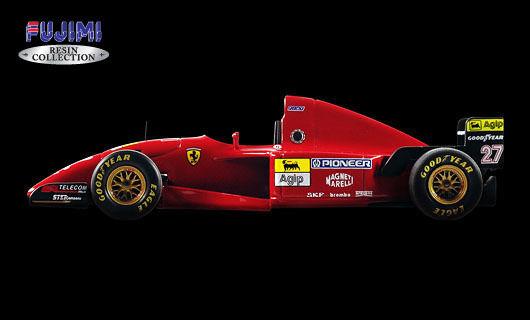 Ferrari 412 T2 J. Alesi 1995  27 Winner Canadian GP 1 43 Model