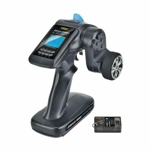 Reflex Wheel Pro 3 2Ch. 2.4 GHz Wheel Radio - RC Accessory - Carson C500055