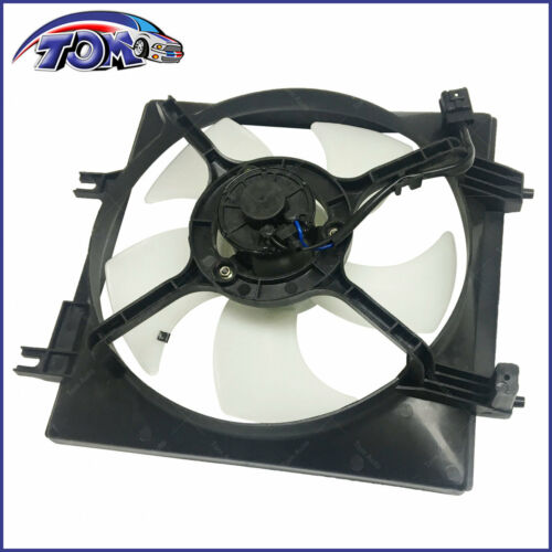 A//C Condenser Cooling Fan Passenger Side Right RH For Subaru Forester Impreza