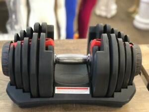 ADJUSTABLE DUMBBELLS 90 lbs ($350EACH OR 2 FOR $650) City of Toronto Toronto (GTA) Preview